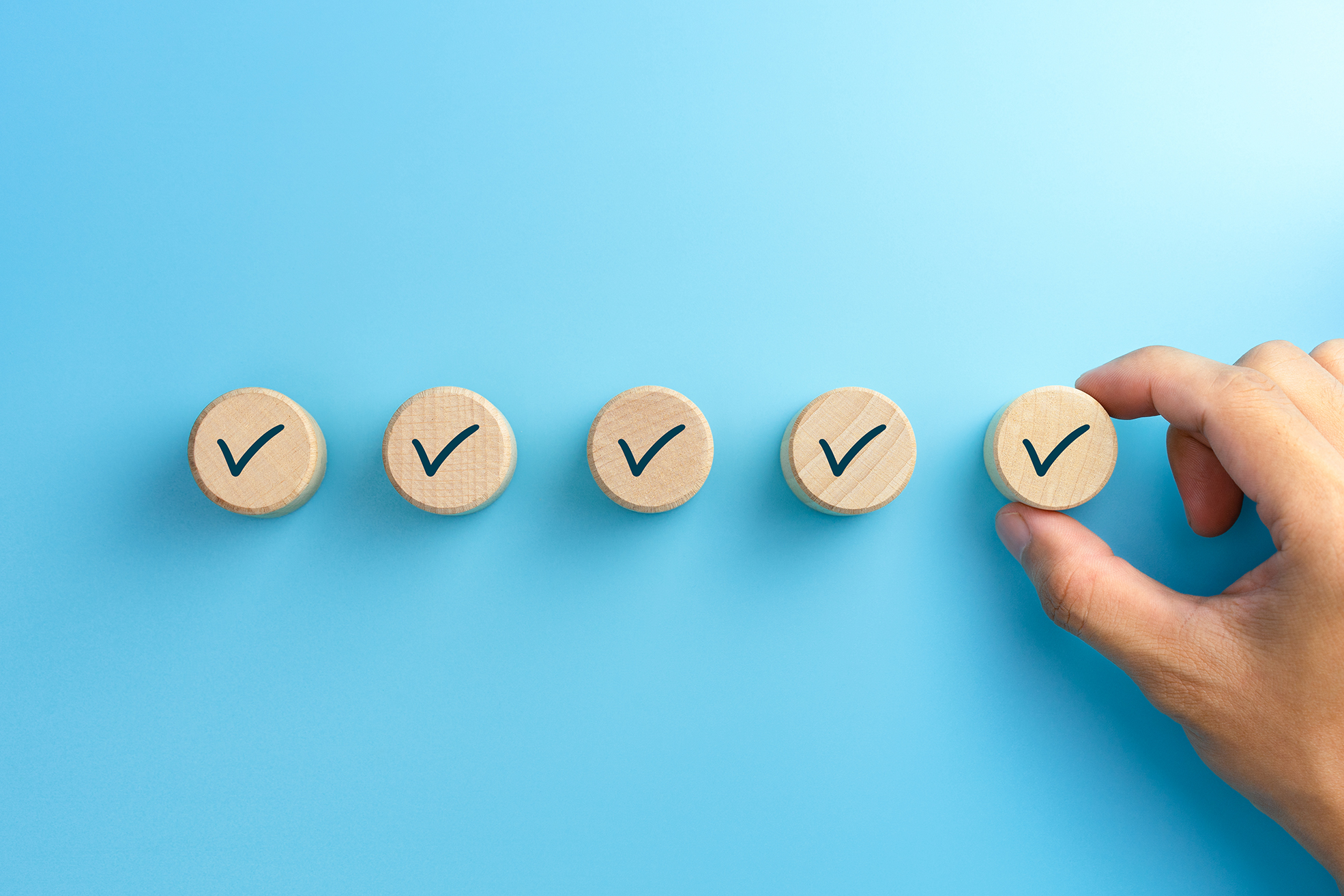 The First-Time Home Buyer Checklist
