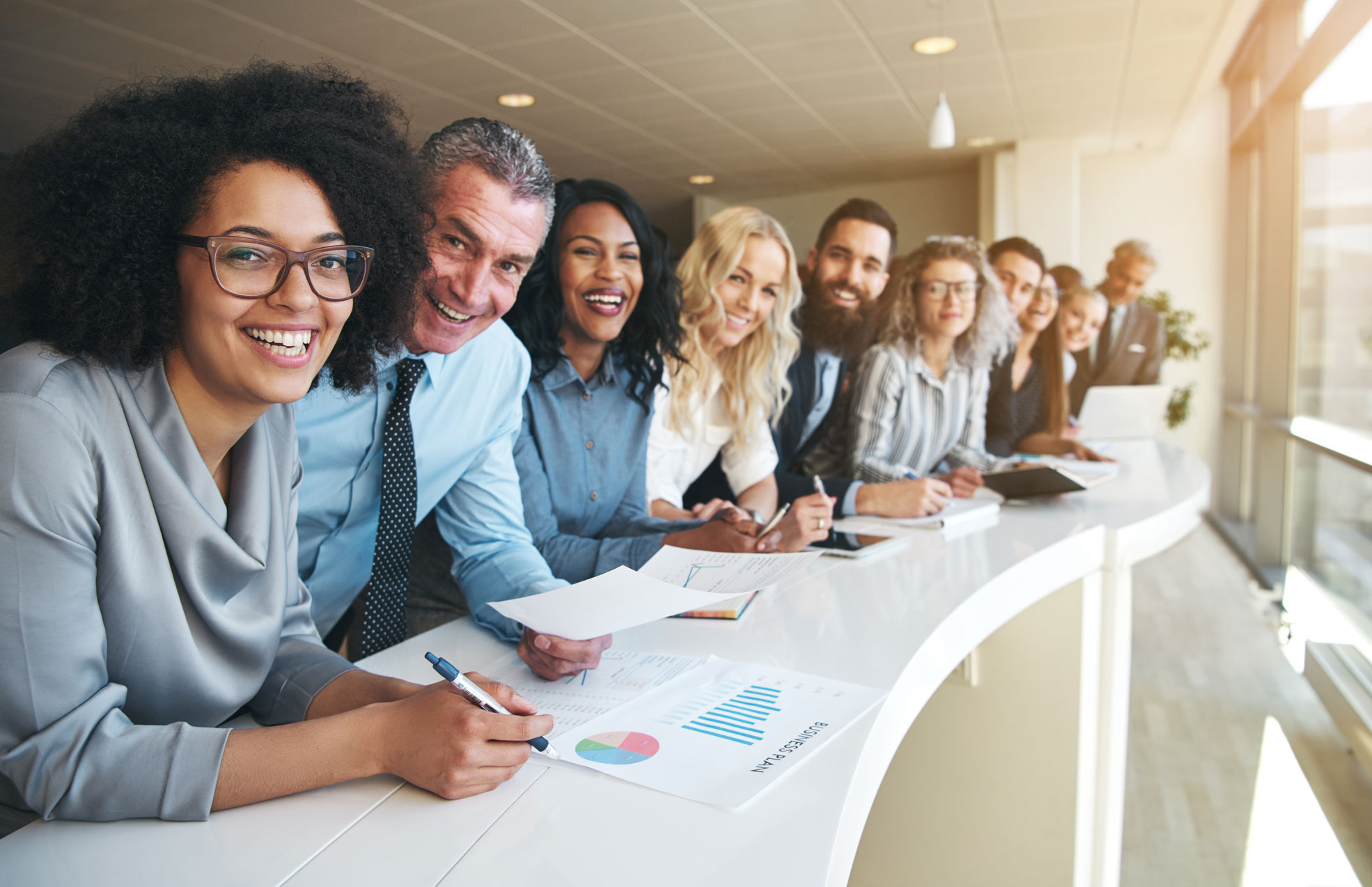 How Employees' Financial Well-Being Benefits Employers